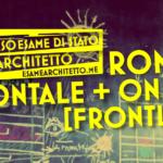 CORSO ESAME FRONTLINE ROMA